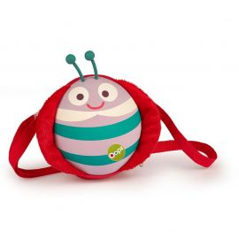 My Oval Bag Ladybug