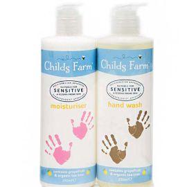 Childs Farm - Hand Gift Bag - 2 X 250Ml