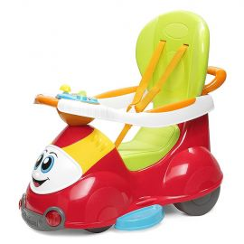 Chicco Toy Quattro Car Red