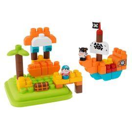 Chicco Blocks Treasure Island 60pcs Activity Toy