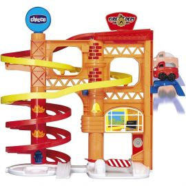 Chicco Turbo Ball Fire Station Toy