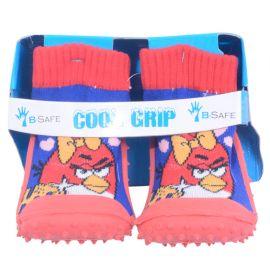 COOL GRIP Baby Shoe Socks Angry Birds