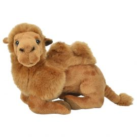 Nicotoy - Lying Camel With Beans 23cm
