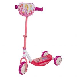 Smoby - Disney Princess 3 Wheel Scooter - Pink