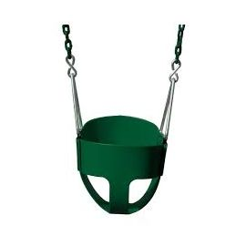 Gambol-Indoor And Outdoor Swing Sets Seat For Babies - Green