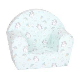 Delsit Arm Chair Unicorns Mint