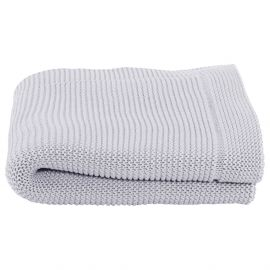 Chicco Tricot Blanket, Light Grey
