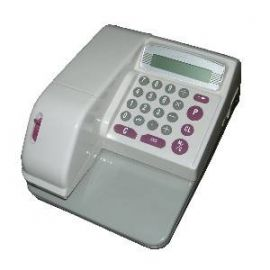 cW-1600 Electronic Cheque Writer