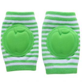 B-Safe Knee Pads Green Apple (Stripes)