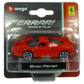 Bburago - Ferrari Laferrari Scale 1:64 Diecast Car - Red