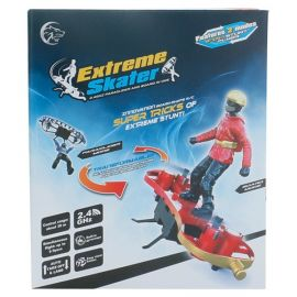 Attop F5 Extreme Skater-Paraglider & Board in One