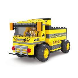 Ausini 202 Blocks Set 4 Channel Rc Construction Truck,