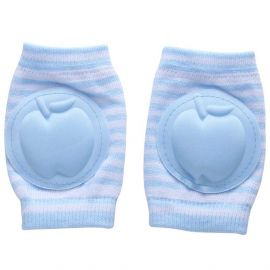 B-Safe Knee Pads Blue Apple (Stripes)