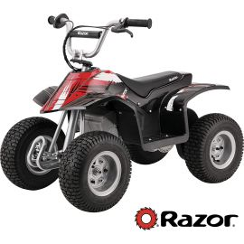 Razor Dirt Quad Black 500W 13Km/Hr