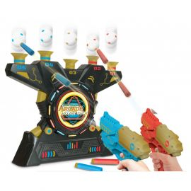 Merchant Ambassador - Electronic Arcade Hover Shot (Neon Series)