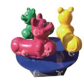 Gambol - Dog Merry Go Round Garden Playset