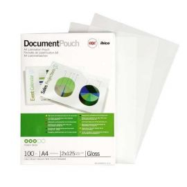 GBC Laminating Pouch Gloss A4  / 303X216 2x125 Micron
