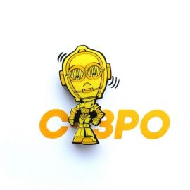 C3PO (Star Wars) Minis 3D Light