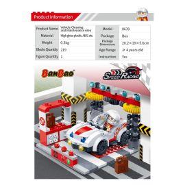 Banbao Speed Racing 219Pcs 8639