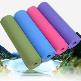 Sports+ Yoga Mat Tpe +Bag 183X61X0.6Cm