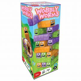 MA - Wobbly Worms - Tower Balancing Game