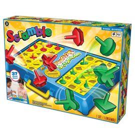 MA - Scramble Game