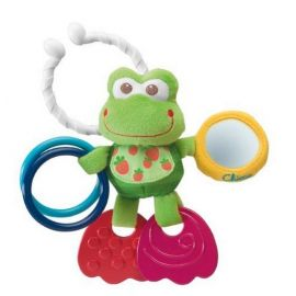 Chicco - First Activity Frog Toy - Green