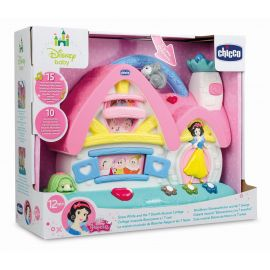Chicco Musical Cottage Snow White And 7 Dwarfs