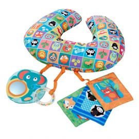 Chicco - Toy Move N Grow Animal Tummy Time Pillow