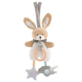 Chicco - Bunny Musical Cot Panel