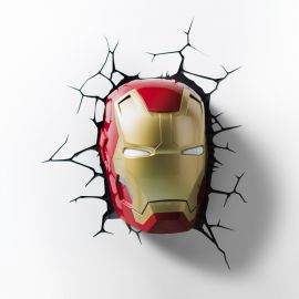 3D Iron Man 3 Mask