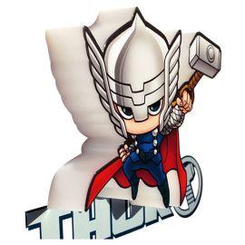 Thor 3D Deco Led Mini Wall Light