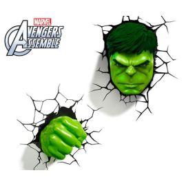 3D -Hulk Face Light