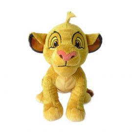 Disney Plush Lion King Young Simba 10