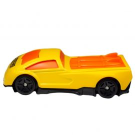 Maisto Fresh Metal - Free Wheeler Diecast Car - 3 inch - Lifeguard Truck