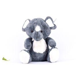 Gambol - Sitting Elephant Grey Color