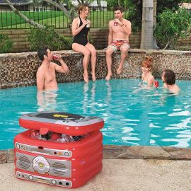 Bway Cooler Party Turntable 61X53