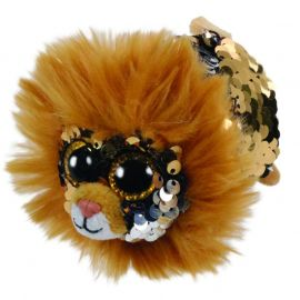 Teeny Flippable Lion Regal 2in Woc