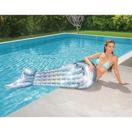 Bway Iridescent Mermaid Tail Lounge 193X