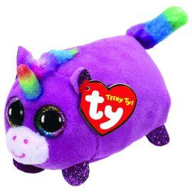 Teeny Tys Unicorn Rosette Purple Woc