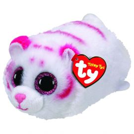Teeny Tys Tiger Tabor Pink/White Woc