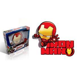3d Iron Man Mini Light