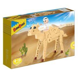 Banbao Arabic Line Camel + Tobees 125Pcs