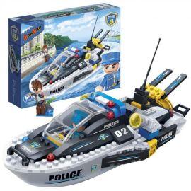 Banbao Police Series 225Pcs 7006