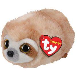 Teeny Tys Sloth Dangler Brown Woc