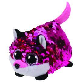 Teeny Flippable Fox Jewel 2in Woc