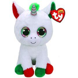 Beanie Boos Unicorn Candycane Large 16in