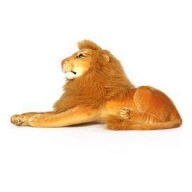Gambol - Lying Lion Soft Toy-70 CM
