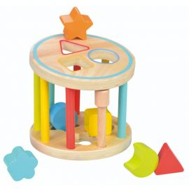 Lelin - My First Shape Sorter Cage