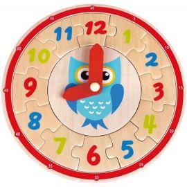Lelin - Owl Clock Puzzle